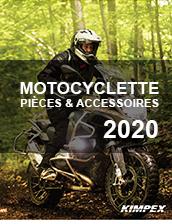 Motocyclette 2020