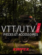 VTT/UTV Pièces et accessoires 2021